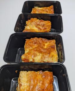 Lazy Tulip Lasagna